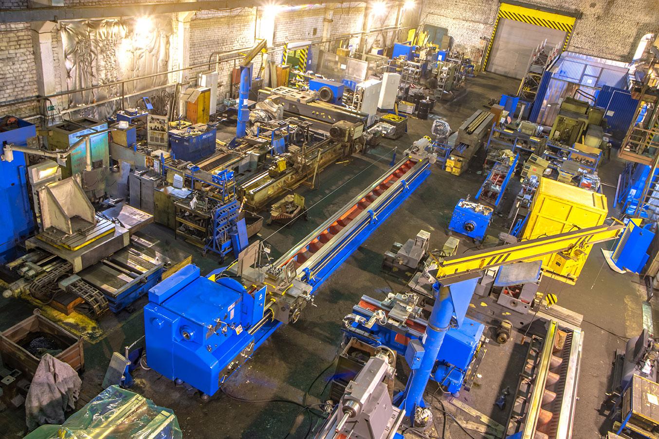 Industrial Dallas