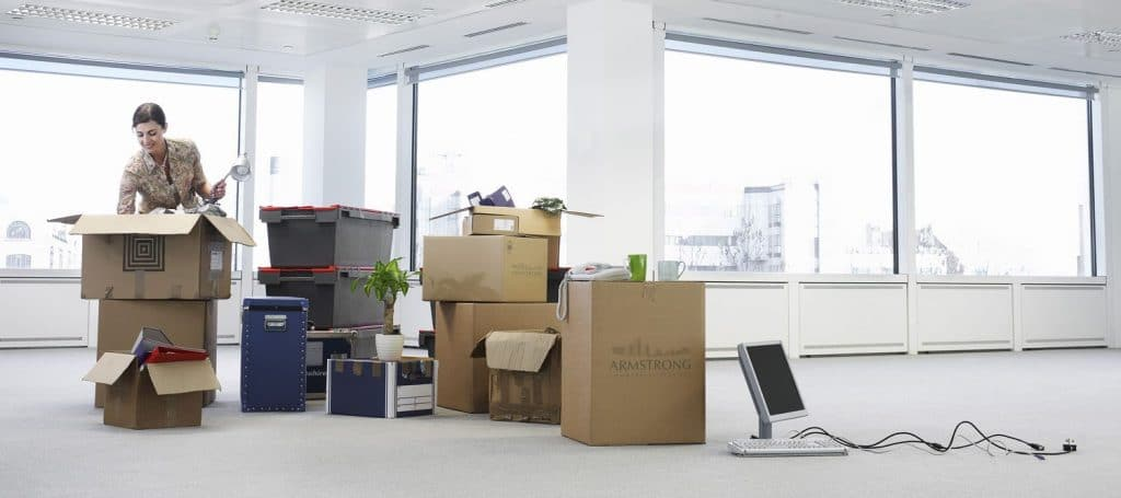 Top 4 Reasons to Hire a Professional Office Mover